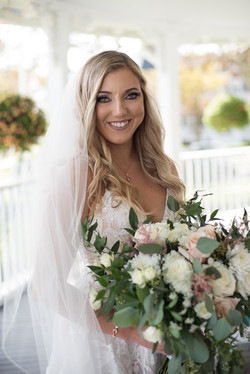Beauty and the Blush Bride