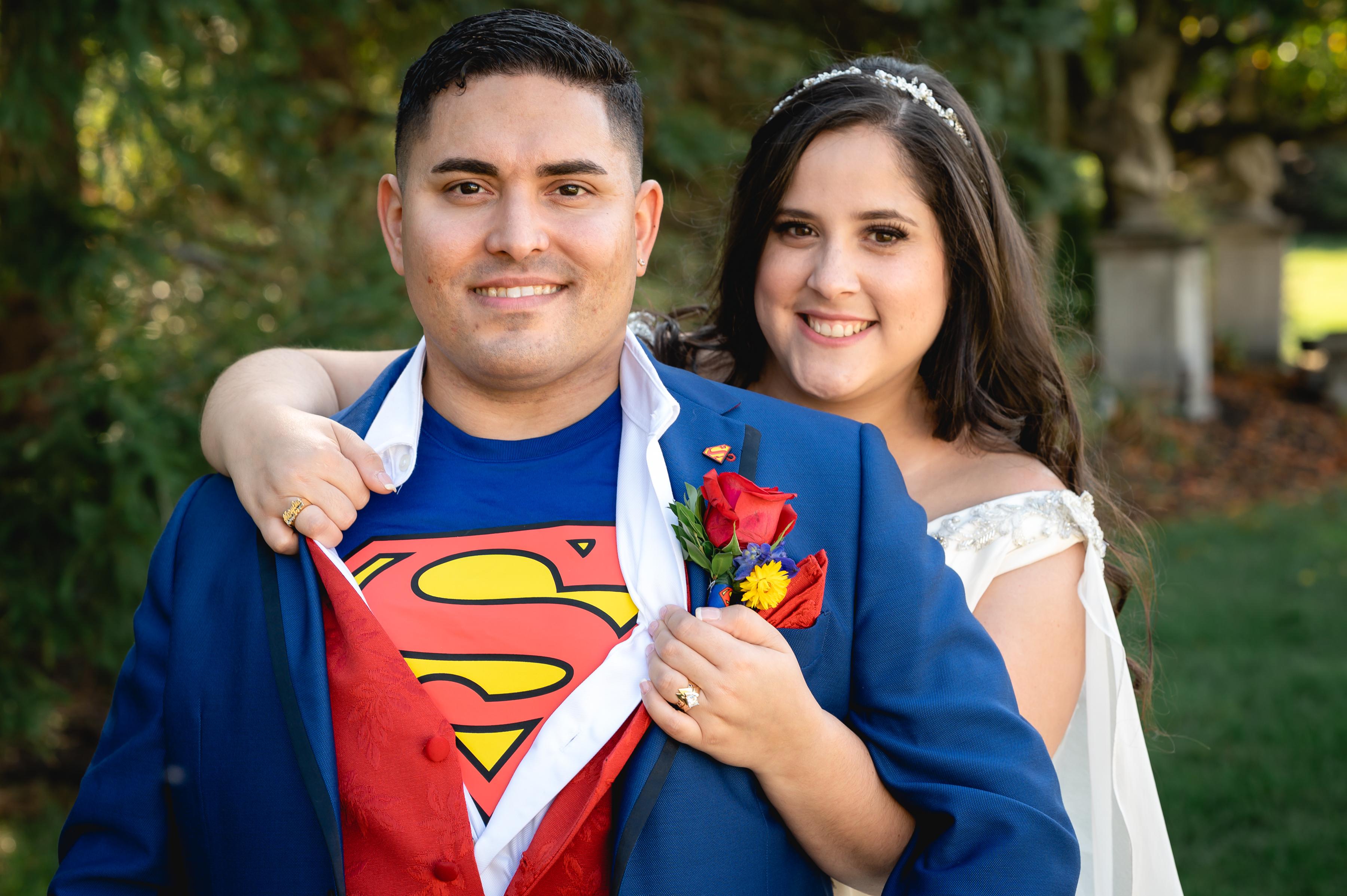 Neryluz Found her Superman !!!