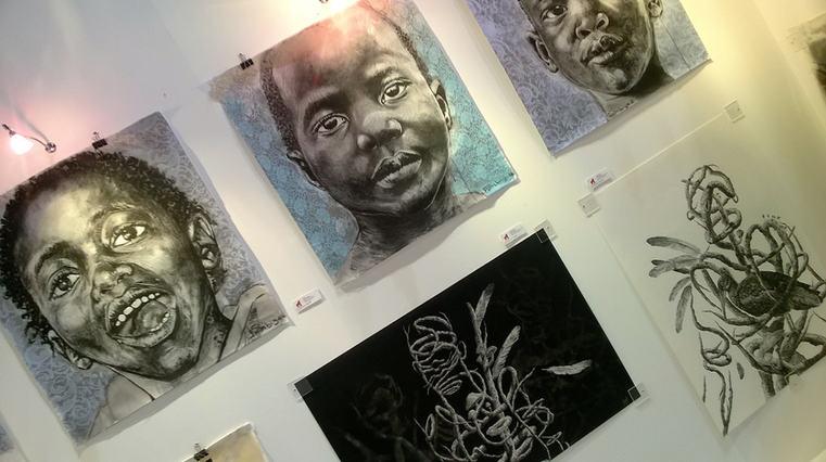 Bambo Sibiya and Gawie Joubert