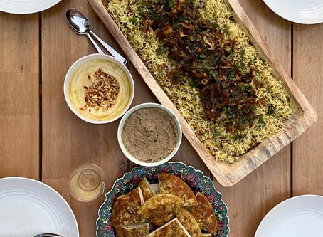 Hummus & Babaganoush