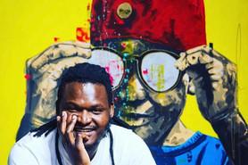 Artist Sizwe Khoza