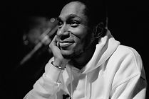 Mos Def and happy art with meaning