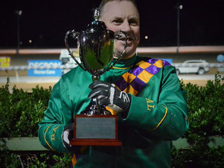 Messini takes Swan Hill Pacing Cup as Lilley wins three