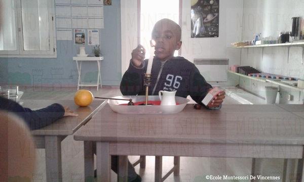 Montessori: les périodes sensibles