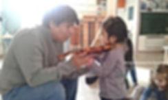 Montessori : Violon Suzuki