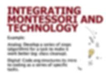 Montessori Vincennes coding