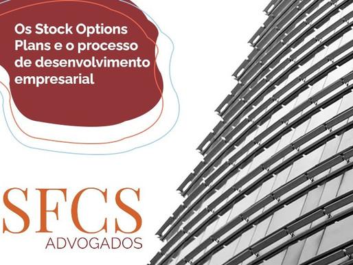 Os Stock Options Plans e o Processo de Desenvolvimento Empresarial