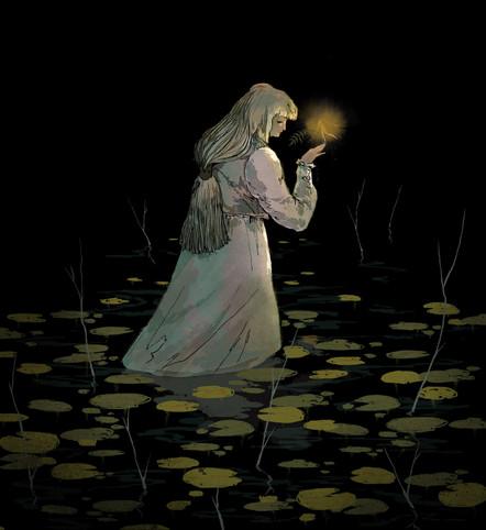 Fairies in the Lake
