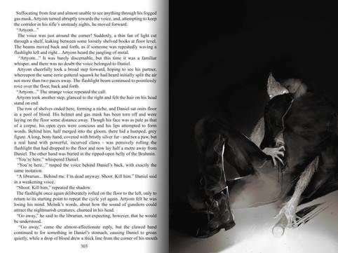 Full Page Illustration Mockup