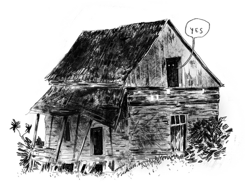 The First Shack