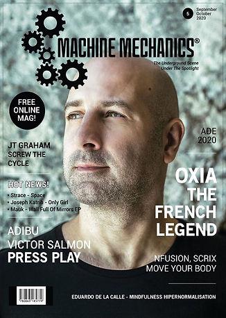 Machine Mechanics 5 Oxia