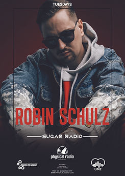 Robin-Schulz Weekly Show on Physical Rad