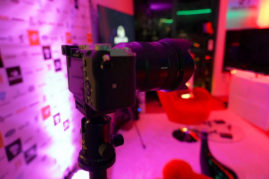 Physical_radio_australia_studio_setup_electronic_music_sony_ax7_camera_