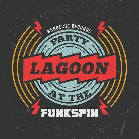 Funkspin - Party At The Lagoon Cover - B