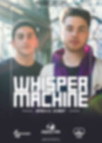 Whisper Machine Guest Mix on physical ra