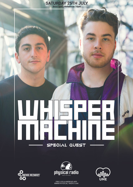 WHISPER MACHINE
