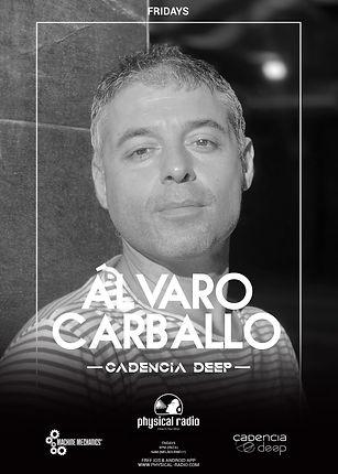 Alvaro Carballo Weekly Show on Physical