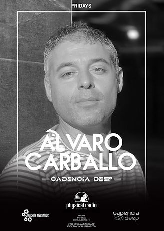 Alvaro Carballo Weekly Show on Physical