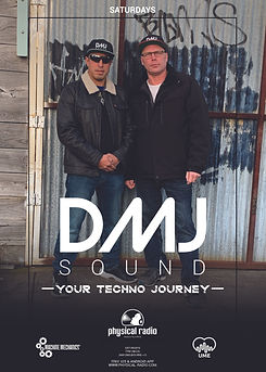 DMJ Sound - Your Techno Journey - Physic
