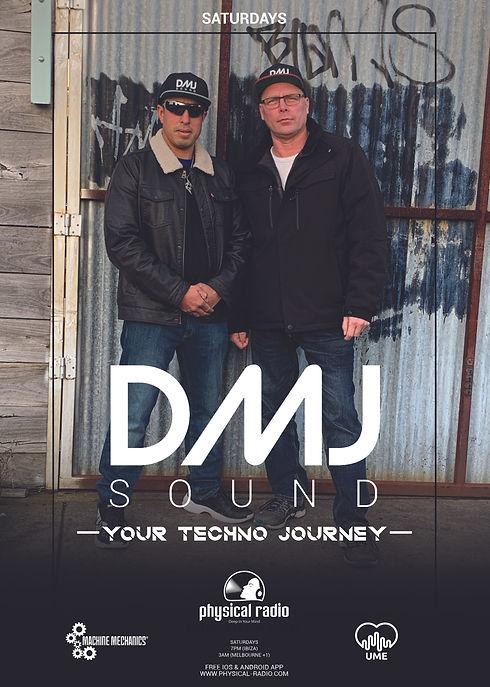 DMJ Sound - Your Techno Journey - Physic