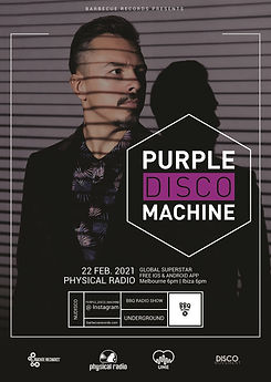 Purple Disco Machine Physical Radio WEB.