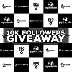 BARBECUE RECORDS 10K FOLLOWERS GIVEAWAY.