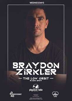 Low Orbit Radio Show with Braydon Zirkle