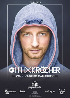 Felix Krocher Weekly Show on Physical Ra