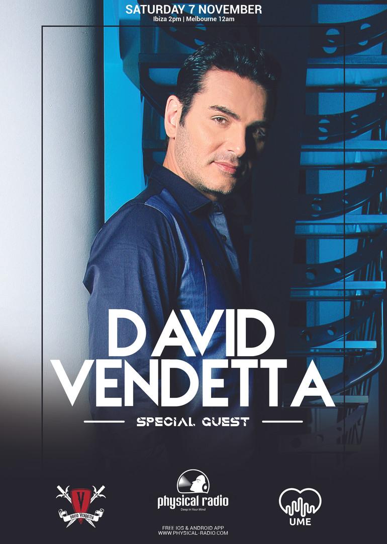 DAVID VENDETTA