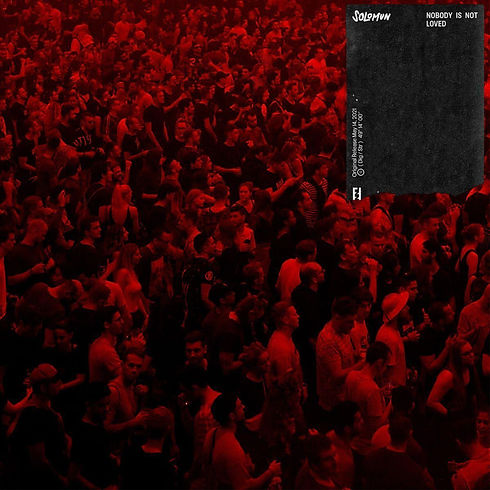 Solomun-Nobody-is-not-Loved-album-cover-