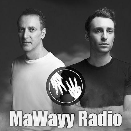 MaWayy Radio on Physical Radio, radio st