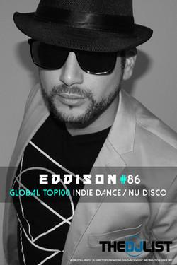 Top100 Nudisco DJ EDDISON