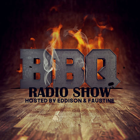 BBQ Radio Show cover by Barbecue Records