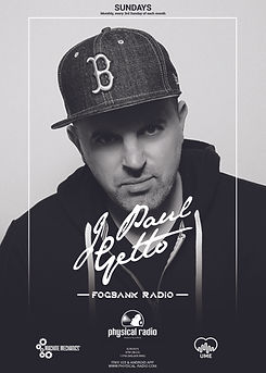 J Paul Getto Fogbank Radio on Physical R