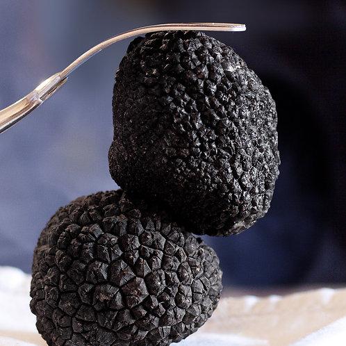 Truffes noires entières - 1er choix 1ère ébullition - 50g