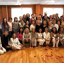 Amazing group with master teachers! Mean