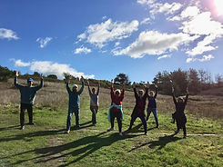 Fiscalini Ranch Yoga Walk
