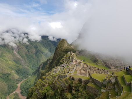 When Business Meets Leisure - from Kick-Off Meeting to Machu Picchu