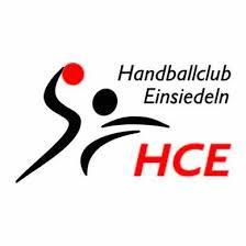 Logo of the handball club Einsiedeln, Switzerland (HCE)