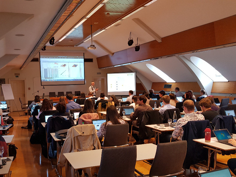 The Prime Re Academy held a workshop on Actuarial Engineering in Ljubljana in May.