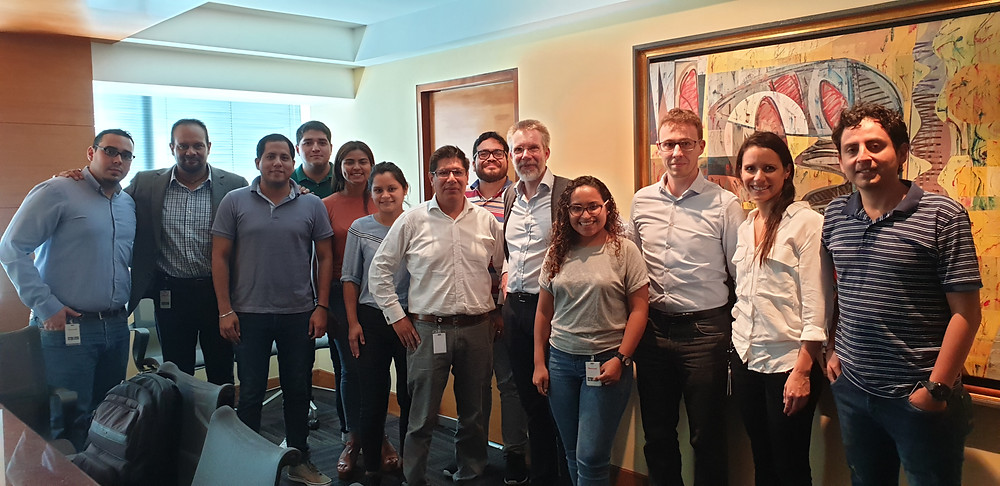 PRS successfully completed a Reinsurance Optimization project at Rimac in Peru, Lima.