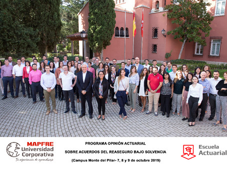 PRS conducts an in-house workshop for the MAPFRE