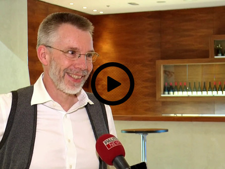 ASTIN conference in Tbilisi, Georgia: Frank Cuypers gives a video interview