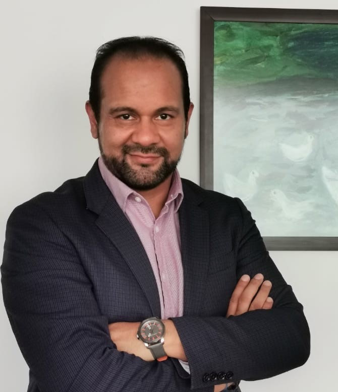 Gabriel Mendoza Cardoza, Chief Reinsurance Officer of RIMAC