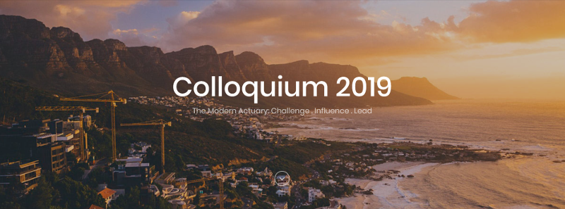 The next International Actuarial Association will be held in Cape Town, South Africa in 2019.