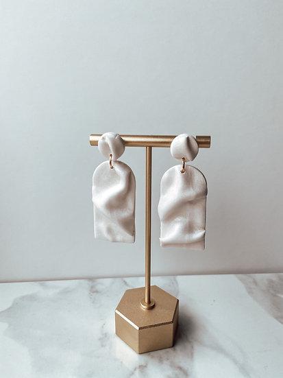 Snow Blanket Earrings
