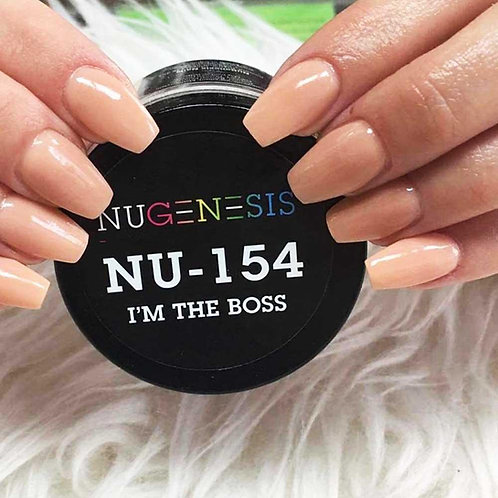 NU 154 I'm The Boss