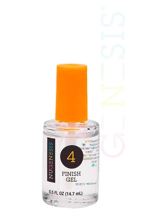 Finish Gel #4