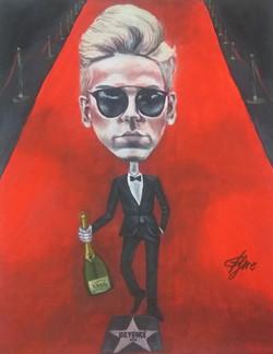 suit-red-carpet-caricature