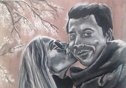 couple-engagement-painting